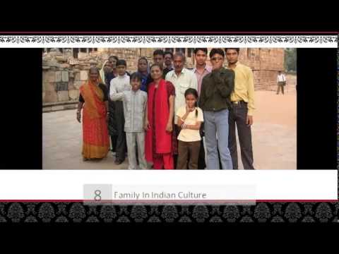 Indian Culture and Family Values  YouTube