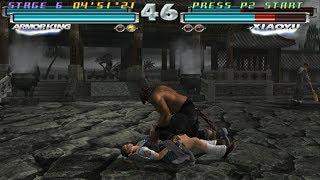 [TAS] Tekken Tag Tournament - King / Armor King
