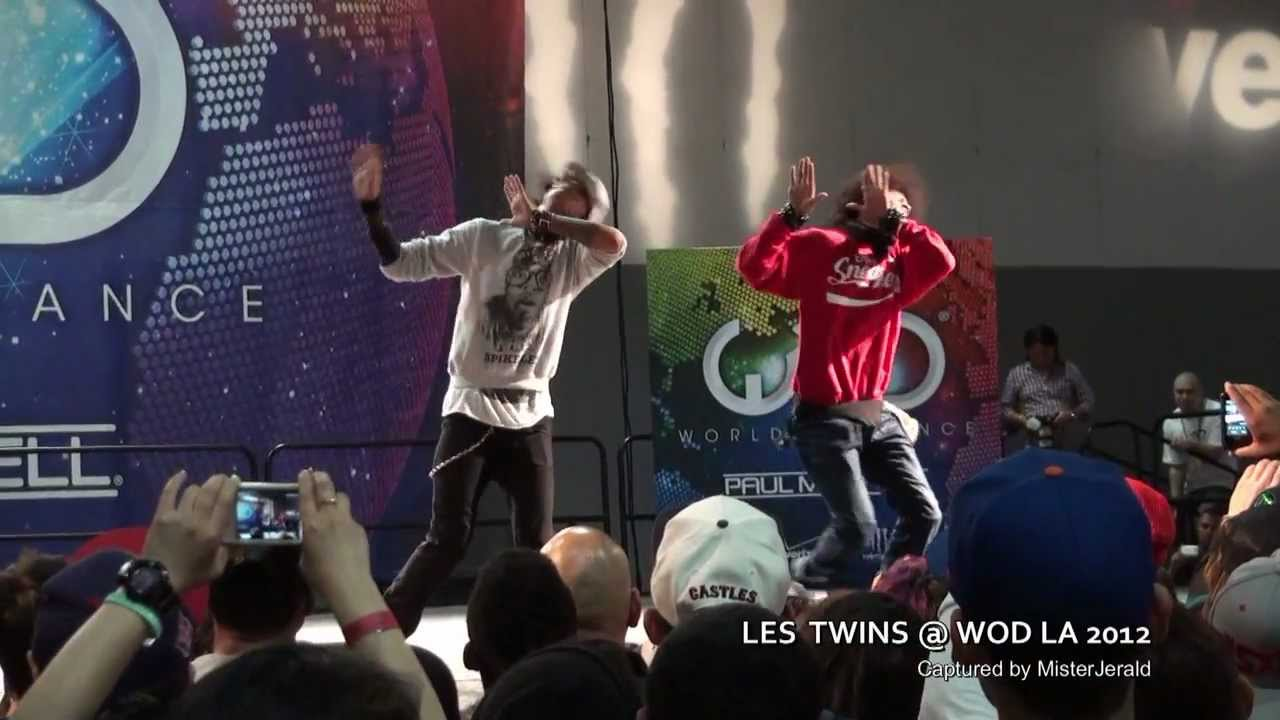 Download Les Twins    An Exclusive Front Row View - Shot in HD    World of Dance LA 2012    WOD LA 2012