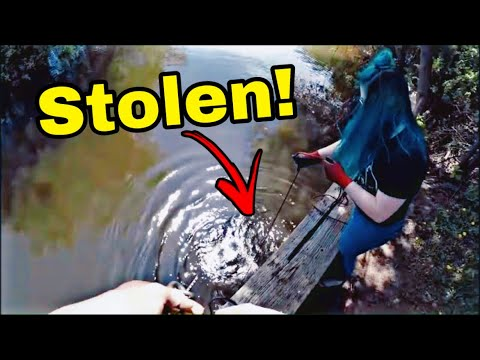 Thousands Of Dollars In Stolen Property Found While Magnet Fishing!!!