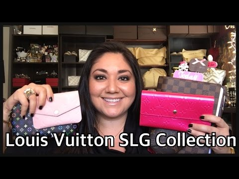 My Entire Louis Vuitton SLG Collection