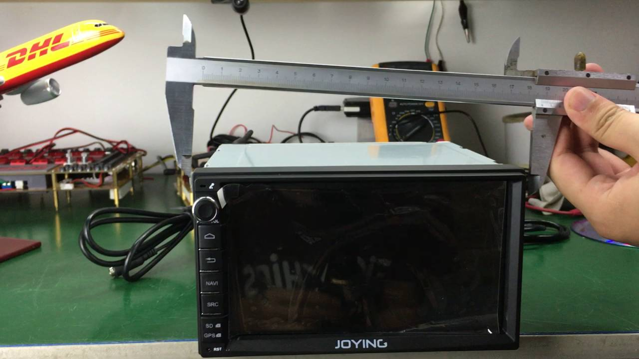 Joying ISO harness and wiring diagram for double din 1024*600 android 5 1  lolipop head unit