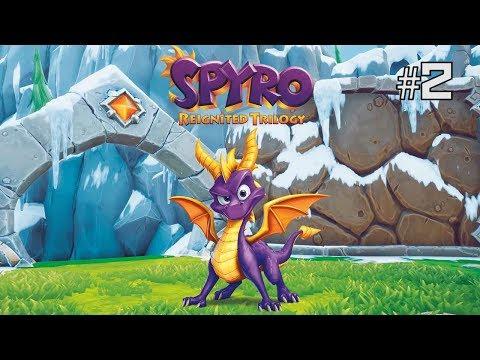 Twitch Livestream | Spyro Reignited Trilogy 100% Playthrough Part 2 [Xbox One]