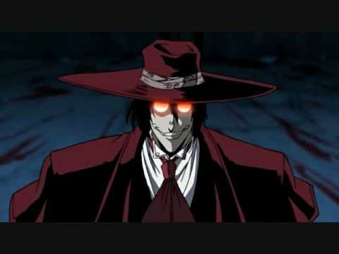 Hellsing AMV - Johnny Cash - Hurt