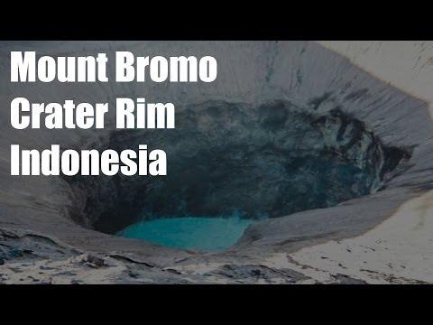 Mount Bromo Crater Rim - Indonesia