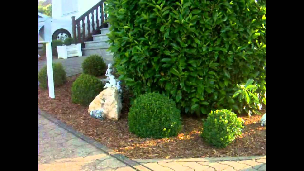 Gartengestaltung Ideen Beispiele
