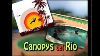 Mi Pais TV Canopys del Rio El Sunzal 19 Julio 2015