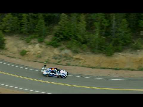 PPIHC 2017 Porsche 911 Turbo S GT3R America Cup Helicopter and In Car Footage