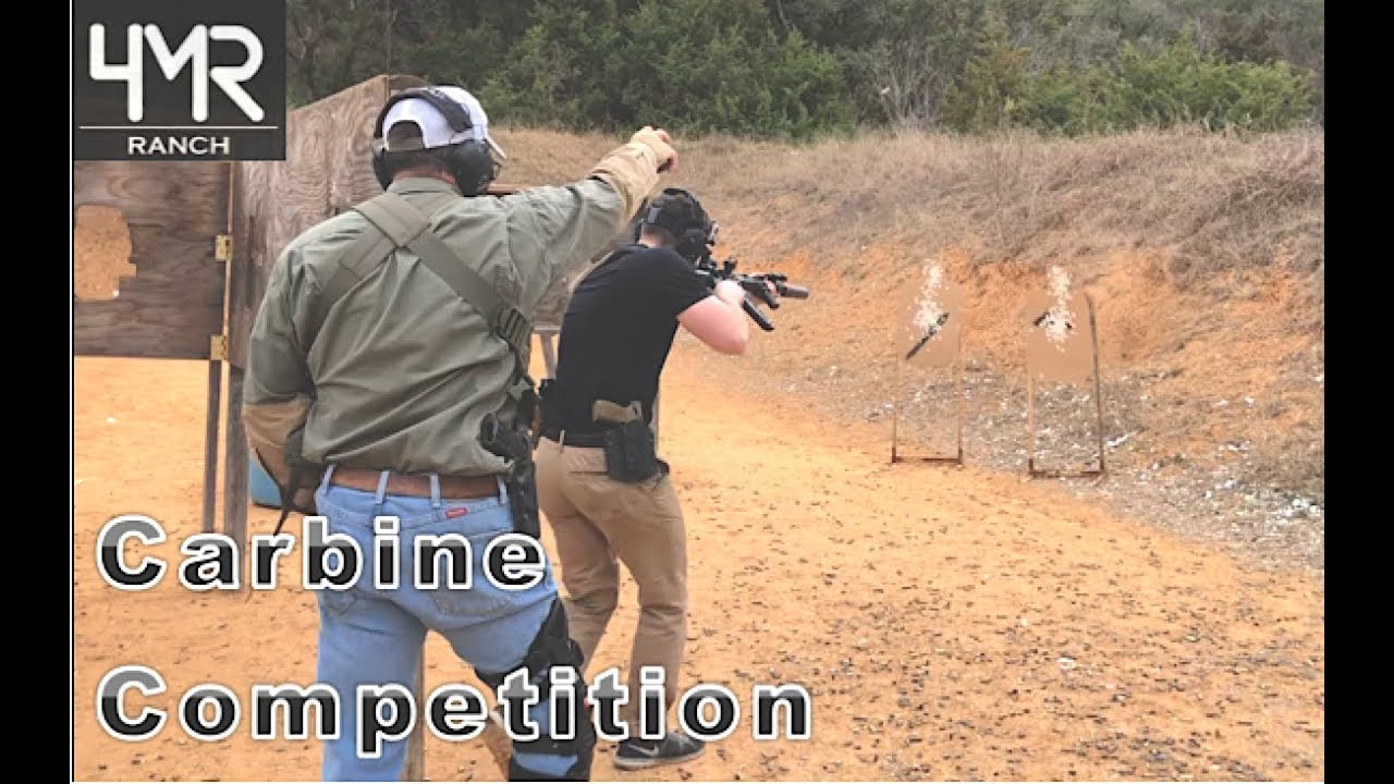 Lessons Learned During My 1st Carbine Competition