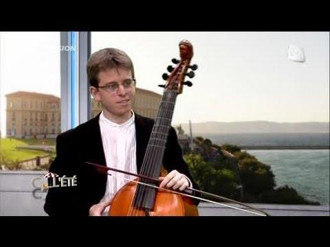 Concert: la Folia à l'Abbaye Saint-Victor
