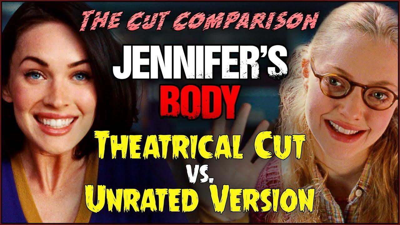 Jennifer's Body (2009) CUT COMPARISON