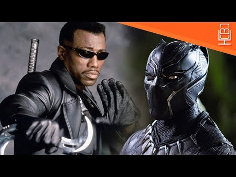 Untold History of 90s Black Panther Film starring Wesley Snipes