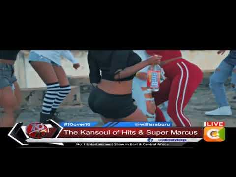 Track ya ku-'Jinyce' The Kansoul ft Supa Marcus #10Over10