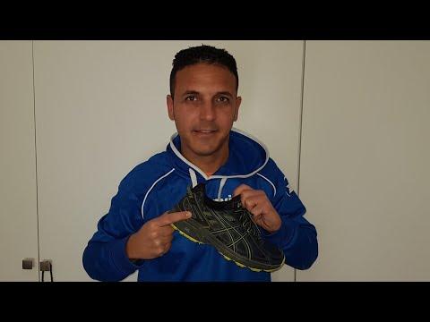 Mi opinión sobre Las zapatillas de trail Asics Venture 6 . Objetivo 101 km de Ronda de la Legión