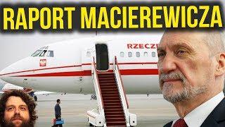 Szokujący Raport Macierewicza - Smoleńsk to CELOWA robota Rosjan Tusk PO winna zaniedbań Komentator