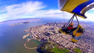 Trike Flight - San Francisco Bay Area