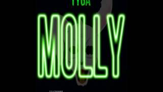 Tyga ft Wiz Khalifa, Mally Mall - Molly-Instrumental