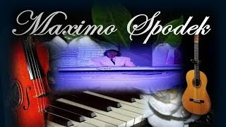 MAXIMO SPODEK, YESTERDAY ONCE MORE, ROMANTIC PIANO LOVE SONG BACKGROUND INSTRUMENTAL