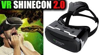 VR SHINECON 2.0 - ОБЗОР Очков виртуальной реальности - Aliexpress