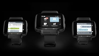 WORKERBASE industrial smartwatch