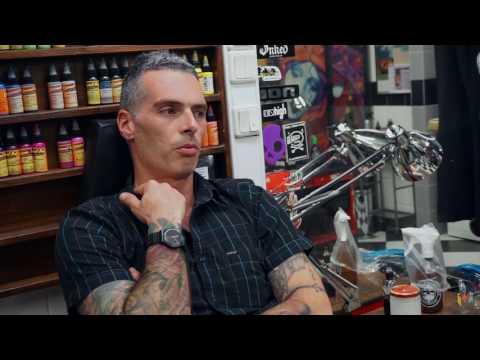 Mag Episode 10,  Αυτοί που δίνουν πίσω, nico tattoo part