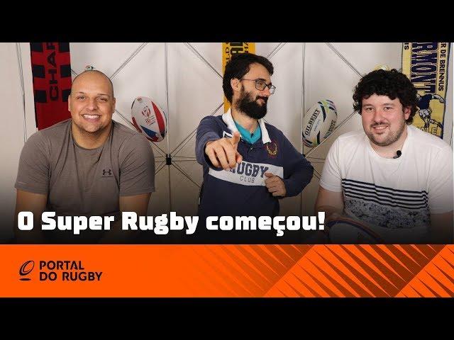 #Ovalados - Super Rugby começou!