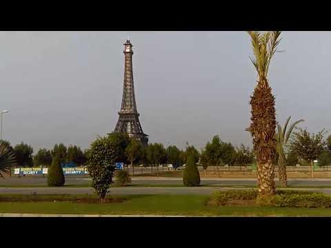 Eiffel Tower - Bahria Town Lahore
