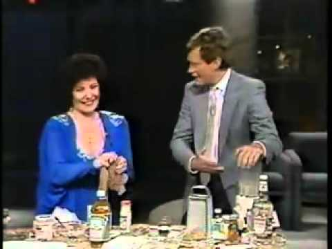 Letterman 1986 - Riquette's Beauty Tips [5 12 1986 ].flv