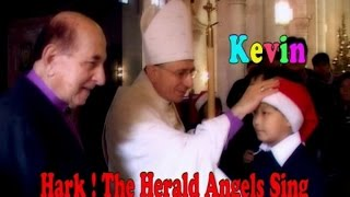 Kevin & Karyn - Hark The Herald Angel Sing (Official Music Video)