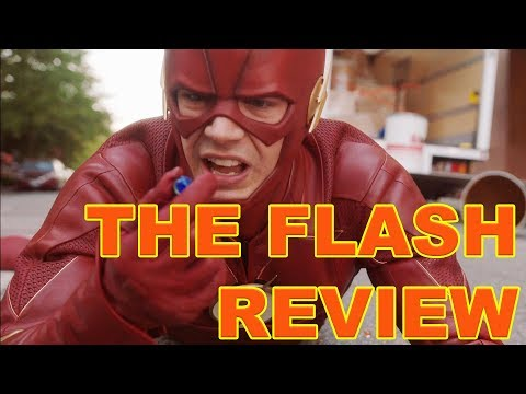 """The Flash Season 4 Episode 3 Review """"Luck Be a Lady"""""""