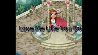 Аватария,Клип Ellie Goulding – Love Me Like You Do #2