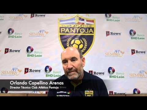 Orlando Capellino repite como DT del Campeón Pantoja