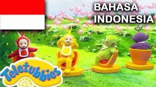 Gambar cover ★Teletubbies Bahasa Indonesia★ Mengambil Tumpangan ★ Full Episode - HD   Kartun Lucu 2019