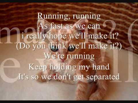No doubt running lyrics