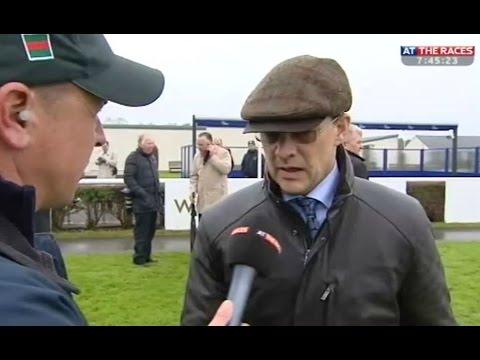 Aidan O'Brien talks about his Derby hopefuls
