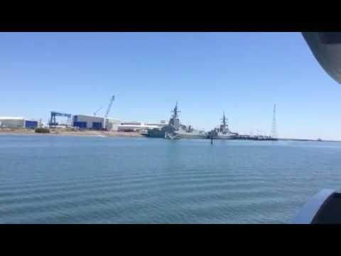 port adelaide south australia 2017