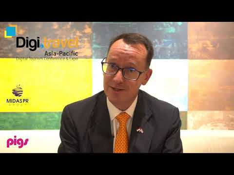 3rd Digi.travel Asia-Pacific Conference & Expo - 20 June 2018 - Hans Van Den Born NTCC