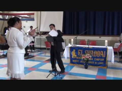 El Shaddai New York Chapter BCM part 9-end
