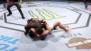 Whittaker vs Brunson Full Fight HD - UFC Fight Night
