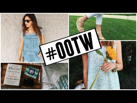 OUTFITS OF THE WEEK: Late Summer 2015