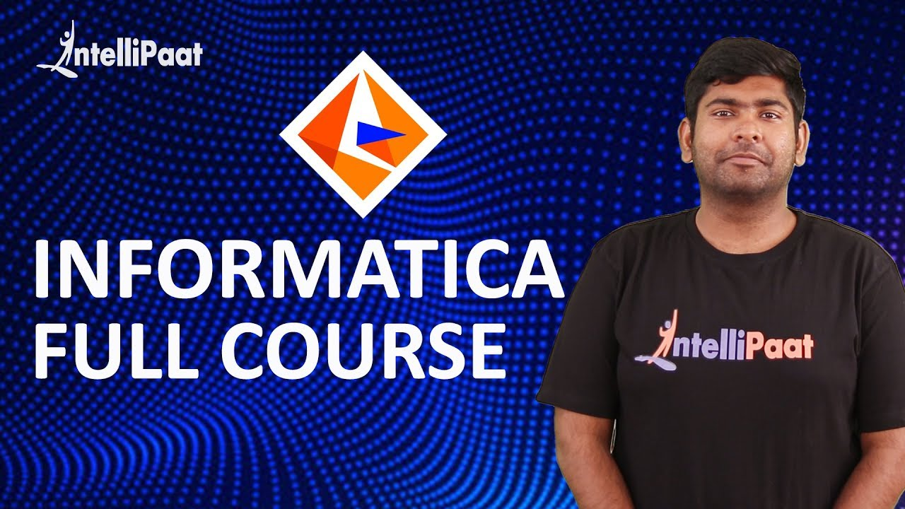 Informatica Training | Informatica Tutorial | Intellipaat
