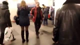 ЖЕСТЬ!!! Первые секунды после взрыва метро в Санкт Петербурге 03 04 2017