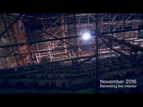 Making of Kinepolis IMAX Bruxelles