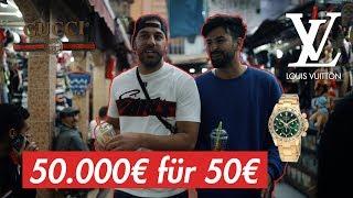 50.000€ OUTFIT für 50€ in Marrakesch mit Abdel    FaxxenTV