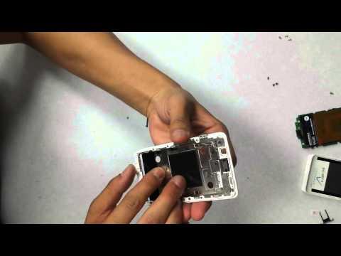 Motorola Droid Mini Screen replacement