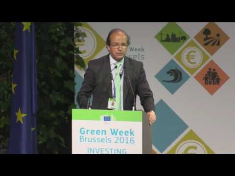 High level session: Green finance success stories: where nex