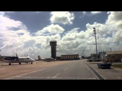 Barbados   Bridgetown BGI Airport Boarding