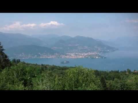 Lago Maggiore. Verbania dal Mottarone