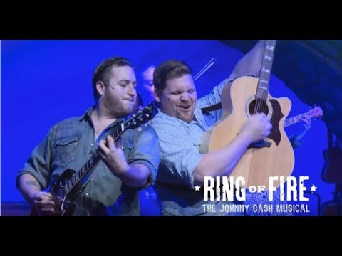 Ring of Fire The Johnny Cash Musical Preview