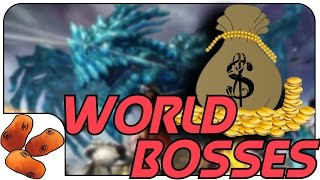 Guild Wars 2: World Boss Farming Guide [Up to Date]